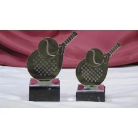 Laser Paddle Trophy