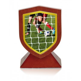 Football Wood 15cm
