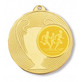 Standard Gold Medal 50mm