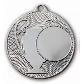 Standard Silver Medal 50mm