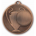 Standard bronze Medal 50mm